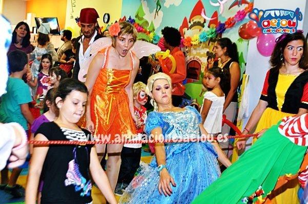 Animadores infantiles Málaga