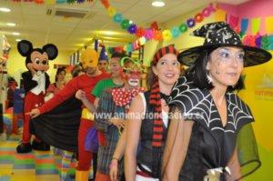 animación de fiestas infantiles en Málaga