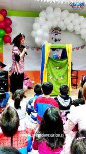 Animadores para comuniones en Málaga