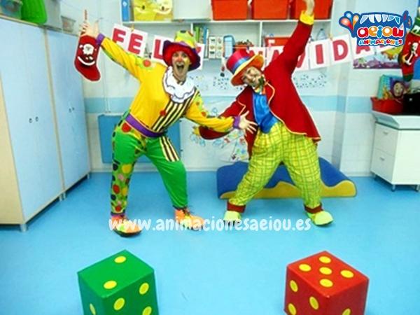 Cumpleaños de niños en Málaga