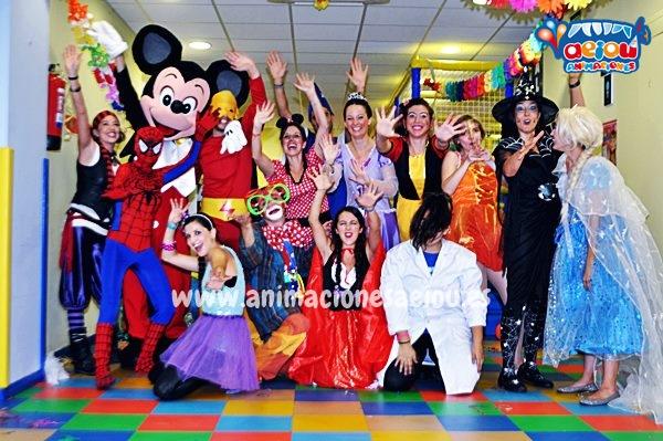 Fiestas infantiles en Málaga