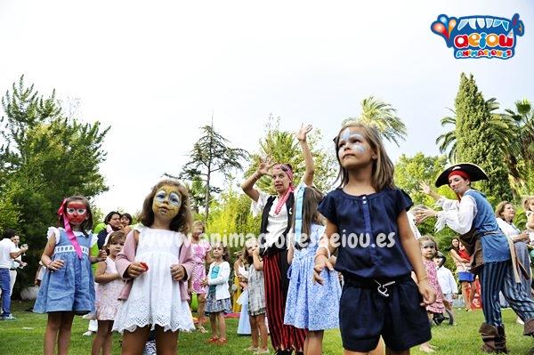 Fiestas temáticas infantiles en Málaga
