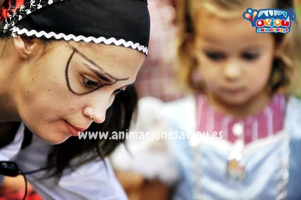 Animación infantil para comuniones en Málaga