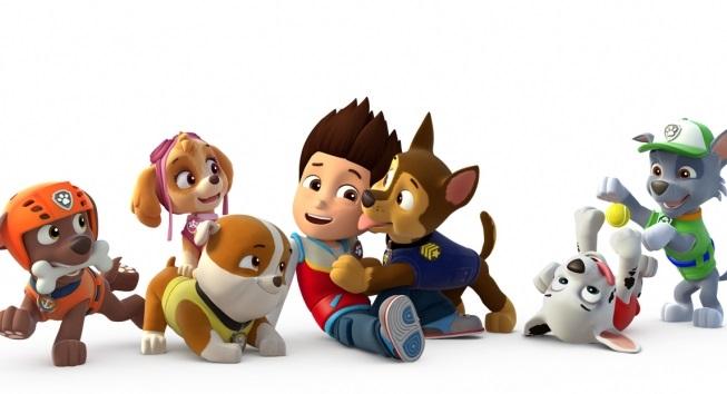 Animaciones para fiestas de cumpleaños infantiles de la patrulla canina en Málaga