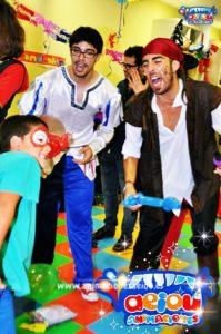 Animadores de fiestas infantiles en Málaga