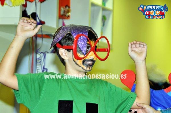 Animadores para fiestas de cumpleaños infantiles de la patrulla canina en Málaga