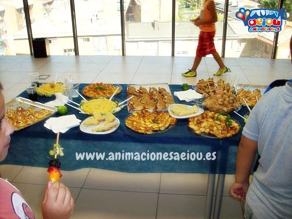 Catering infantil en Málaga