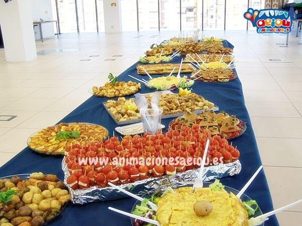 Catering para fiestas infantiles en Málaga