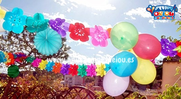 decoracin para fiestas infantiles en mlaga