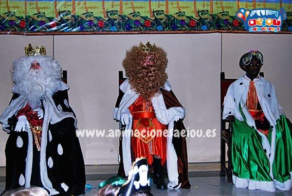 Reyes Magos en Málaga