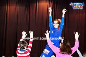 Animaciones para fiestas de cumpleaños infantiles y comuniones en Málaga
