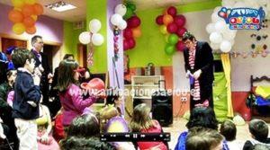 Animaciones para fiestas de cumpleaños infantiles y comuniones en Benalmádena